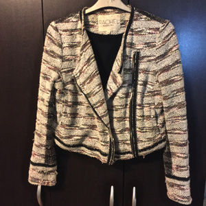 Rachel Roy Tweed Jacket. M